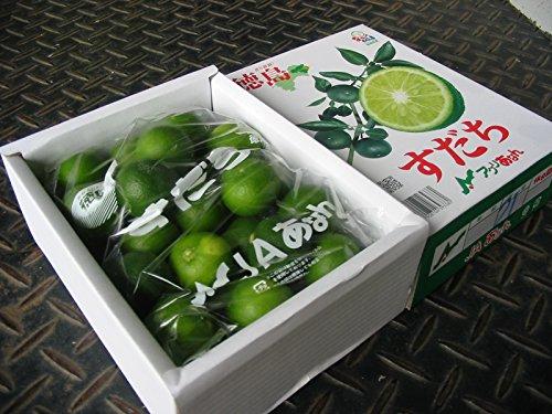 徳島産 すだち 2Lサイズ 1kg詰め 約40個入り