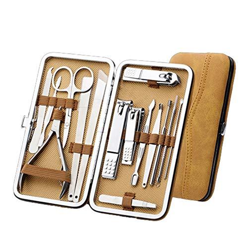 NNNQO Nagelpilz-Behandlung, Nagelfeile, doppelseitig, Nagelstyling-Werkzeug für Zuhause und Salon, perfektes Maniküre-/Pediküre-Set
