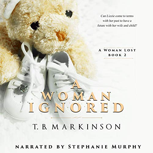 A Woman Ignored audiobook cover art