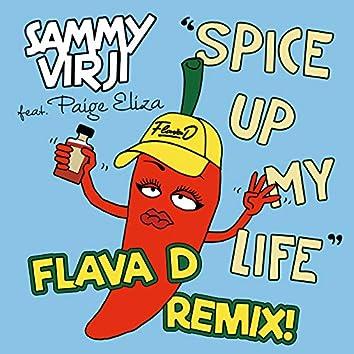 Spice Up My Life (Flava D Remix)