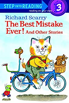 Richard Scarry's The Best Mistake Ever! and Other Stories (Step into Reading) (English Edition) de [Richard Scarry]