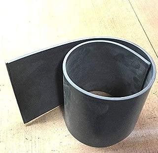 Silicone Rubber Sheet US Mil-Spec 1//8/'/'Thk x 12/'/' W x 24/'/' L Strip 60 Duro Red