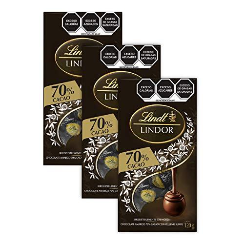 comedor curvi chocolate fabricante LINDT & SPRUNGLI