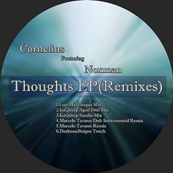 Thoughts EP (Remixes) [feat. Noxman]