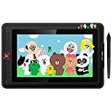 XP-PEN Artist12 Pro Tableta gráfica de Dibujo de 11,6'Line Friends Versión con Lapiz de Inclinación con 8 Botones 1 Rueda de Configuración para Windows Mac