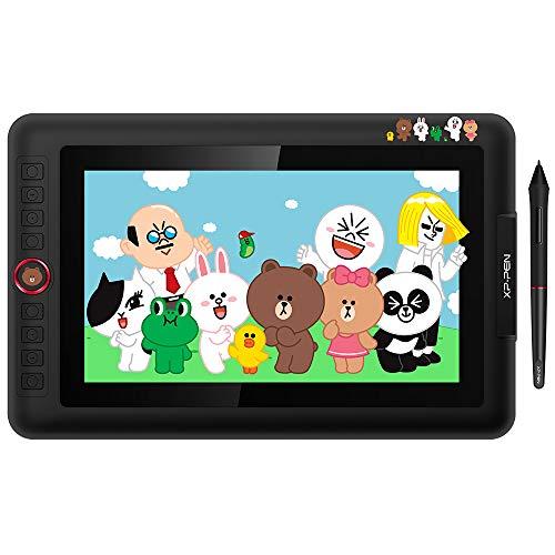 XP-PEN Tablette Graphique Artist 12 Pro Line Friends Edition Ecran Intractif en 11.6 Pouces Stylet 8192 Niveaux - Compatible avec Mac et Windows