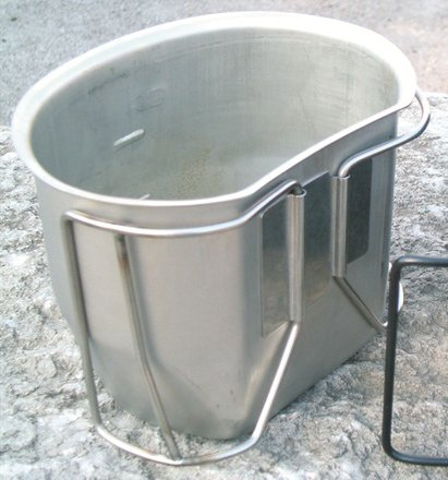 CRUSADER CUP CANTEEN (STAINLESS STEEL)