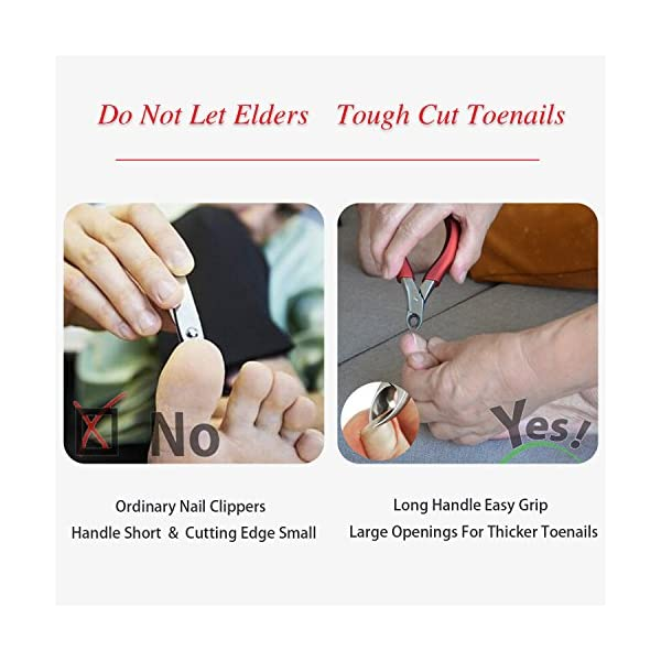 Beauty Shopping Toenail clippers for elderly, Used For Thick Toenails 、Fungi