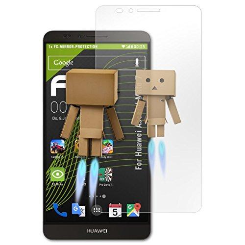 atFolix Bildschirmfolie kompatibel mit Huawei Ascend Mate 7 Spiegelfolie, Spiegeleffekt FX Schutzfolie