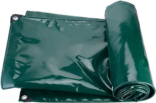 HDELH Bache Extra épais Bache Antidérapante Camping Tente Imperméable à l'eau Tente Légère Bache Extérieure Soleil Prougeection Parasol Oxford Tissu (Taille   3×5 Meters)