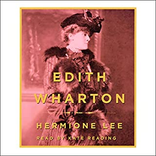Edith Wharton audiobook cover art