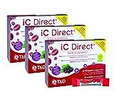 Hierro 14 mg y vitamina C 80 mg – 60 packs microencapsulados...