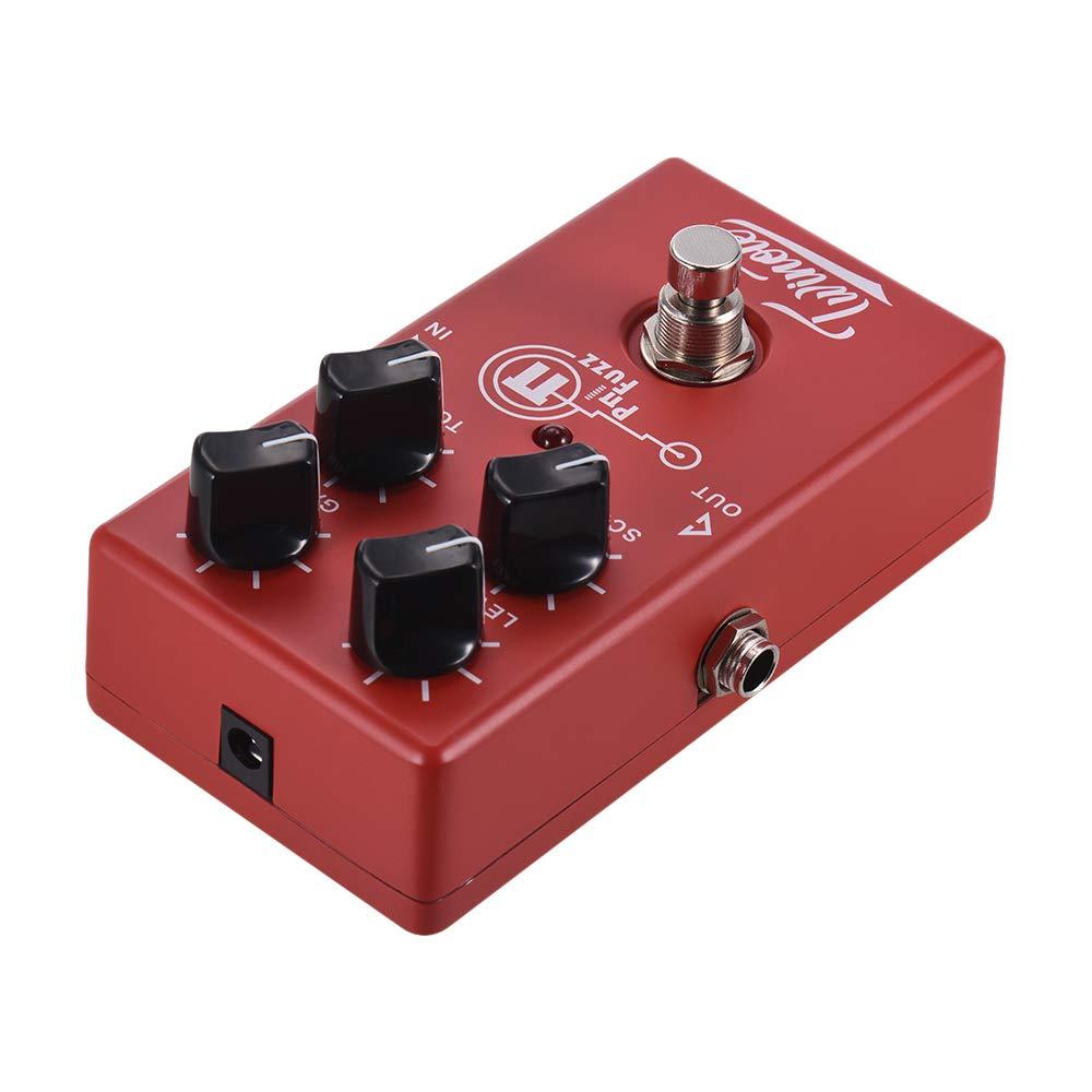 Twinote Pπ FUZZ Analog Modern Fuzz Guitar Effect Pedal Processsor ...