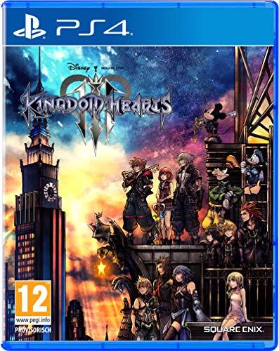 Kingdom Hearts III (PS4) - [AT-PEGI] (Videospiel)