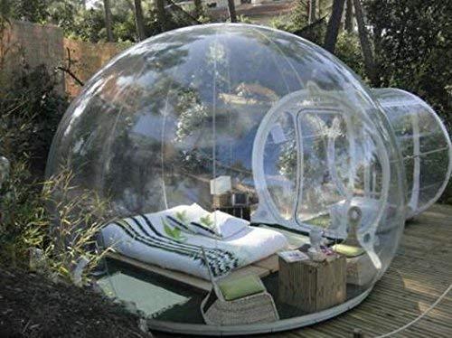 xy Windundurchlässiges Transparentes PVC Zelte/Aufblasbare Bubble Zelt Haus Dome Outdoor Clear Show Room