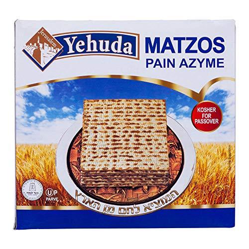 Pane Azzimo Yehuda Matzot Kosher Senza Lievito (1 Kg)