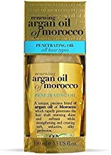 OGX Penetrating Oil for All Hair Types Renewing Argan Oil of Morocco by Organix