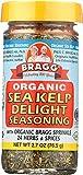 Bragg Organic Sea Kelp Delight Seasoning with Organic Bragg Sprinkle, 24 Herbs & Spices 2.7 Ounce