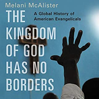 The Kingdom of God Has No Borders audiobook cover art