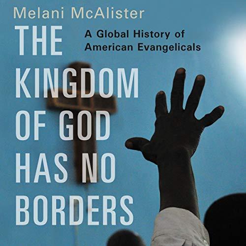 The Kingdom of God Has No Borders audiobook cover art