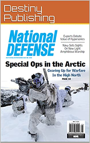 Magazine National Defense : Special Ops In The Arctic (English Edition)
