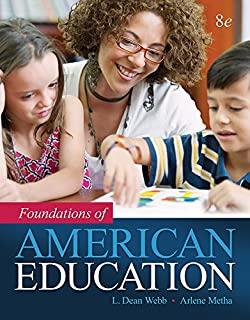 Foundations of American Education (What's New in Foundations / Intro to Teaching)