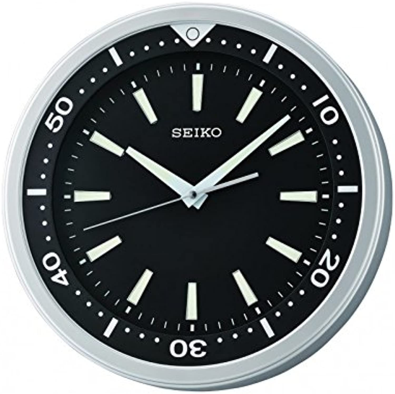 Seiko QXA723A Wanduhr, leise Sweep, Sekundenzeiger