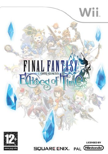 Final Fantasy Crystal Chronicles Echoes