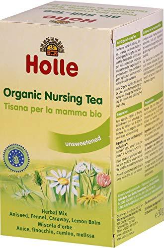 Holle Bio per allattamento Tee, confezione da 3(3x 30g)