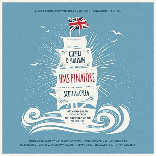 Scottish Opera, Richard Egarr & Tim Brooke-Taylor
