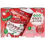 大正製薬 コバラサポート りんご風味 6缶