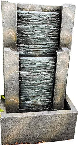 Granimex Fendi Wasserwand, Naturstein Optik