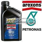 Olio Motore 20w60 Petronas/AREXONS Power Plus Lattina da 1 Litro per Motori Benzina e Diesel