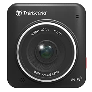 Transcend 16GB DrivePro 200 Car Video Recorder with Built-In Wi-Fi (B00GRYT5QI) | Amazon price tracker / tracking, Amazon price history charts, Amazon price watches, Amazon price drop alerts