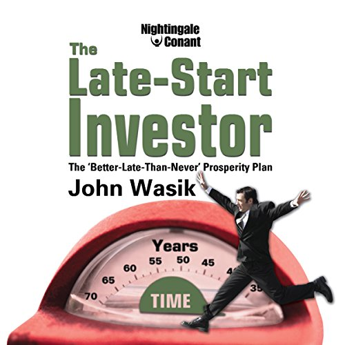 The Late-Start Investor cover art