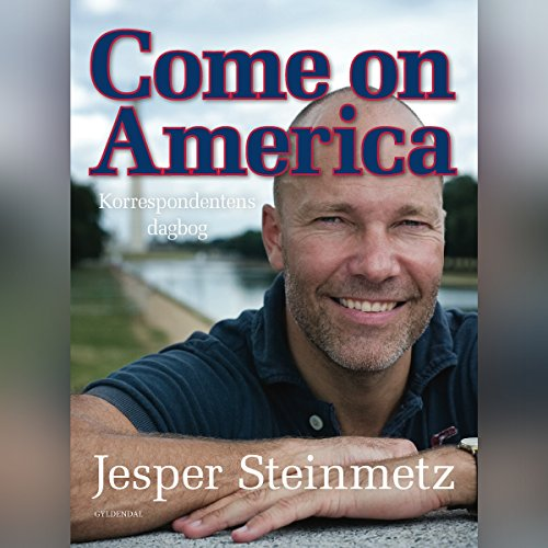 Come on America audiobook cover art