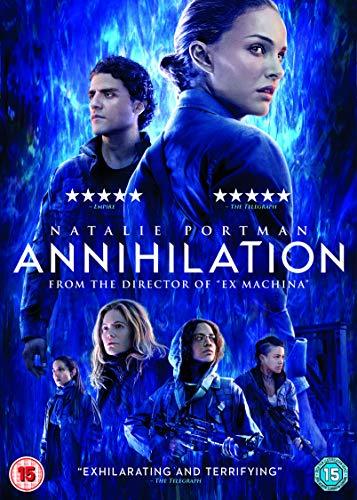 Annihilation (DVD) [2018]