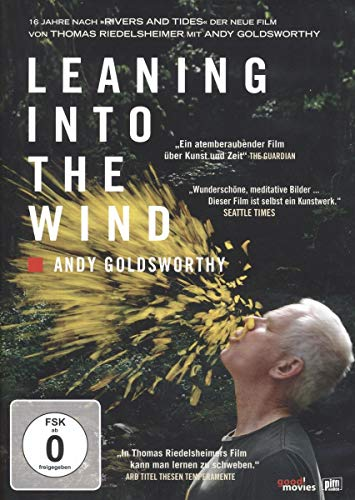 Leaning Into the Wind - Andy Goldsworthy (OmU)