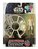 Vintage Star Wars The Power Of The Force Millennium Falcon Gunner Station con Luke Skywalker Figura de acción - Fábrica Sellada Tienda Stock Room Find