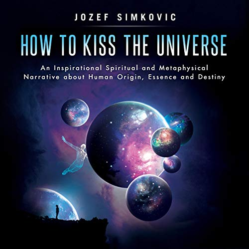 How to Kiss the Universe audiobook cover art