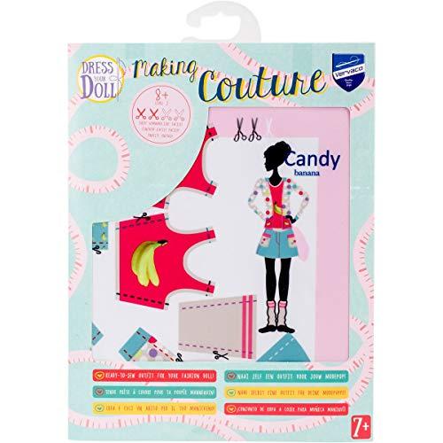 Dress your doll - Candy Banana, Kit de Accesorios para muñecas (S2440702)