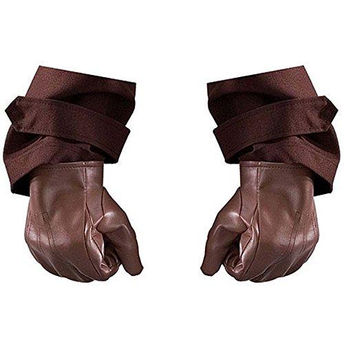 WATCHMEN Rorschach Costume Gloves