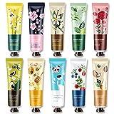 Set de regalo de crema de manos, 10 piezas Crema de manos hidratante Crema de manos anti-seca y anti-grietas Regalos de Navidad para mujeres Mamá