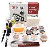 Ben Nye Theatrical Creme Makeup Kit TK-3