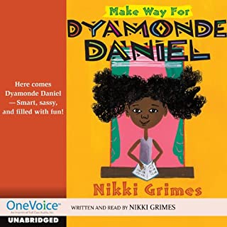 Make Way for Dyamonde Daniel audiobook cover art
