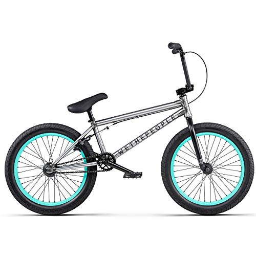 For Sale! We The People Arcade BMX Bike - 20.5 TT Matte Raw