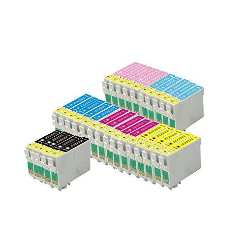 30ECS T0807cartucho de tinta compatibles para impresoras Epson Stylus Photo P50, PX700W, PX710W, PX720WD, PX730WD PX800W PX810W, PX820FWD PX650R265R285, RX560, RX585R360RX685