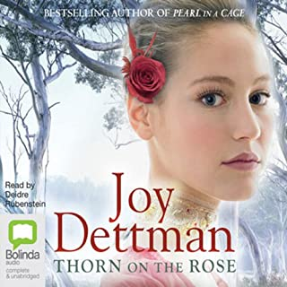 Thorn on the Rose audiobook cover art