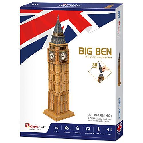 Cubic Fun- Puzzle 3D Big Ben (625610)