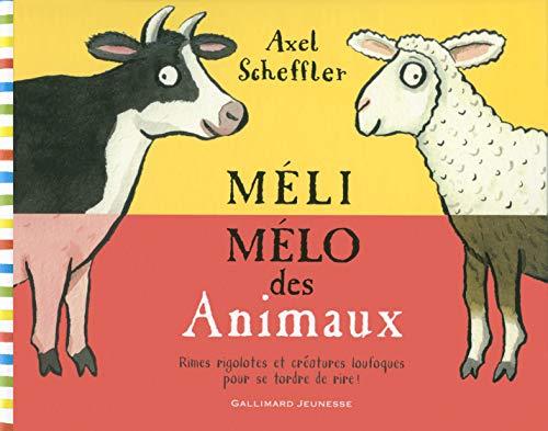 Méli-mélo des Animaux (Albums Gallimard Jeunesse)